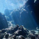 真栄田岬 青の洞窟
